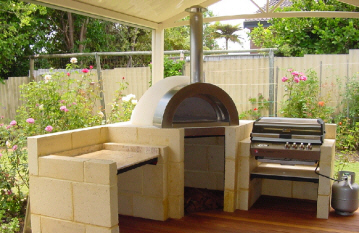 Z1200 Woodfired Oven Perth WA