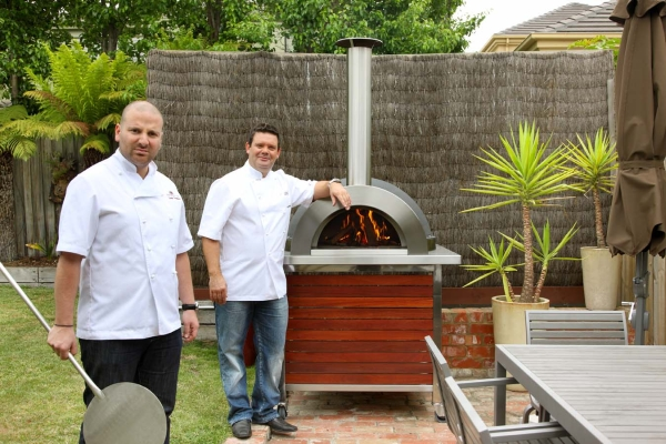 Zesti Woodfired Ovens Perth Wa
