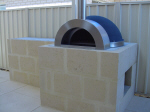 Z1100 Woodfired Oven, click to read more and view photos