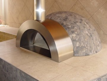 Z1200 Zesti Wood fired Ovens, click to read more and view photos