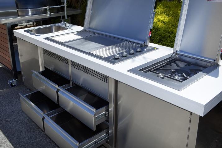 Zesti Wood Fired Ovens Alfresco Kitchens Perth Wa